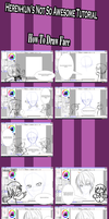 Tutorial: How to Draw Face by Heren-kun