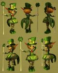 Leprechaun by curlyhair