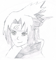 Sasuke by Pantherklaue