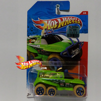 Thrill Racers Desert '11 XS-IVE' by idhotwheels