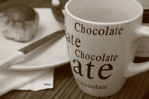 chocolate.. by lydelodia
