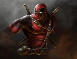 Deadpool by TomallicA