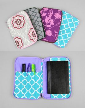 Sketch Wallet Sewing Pattern by SewDesuNe