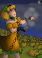 Pumpkin Magic by MuseWhimsy