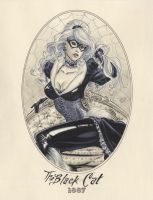 Black Cat 1887 Steampunk by MichaelDooney