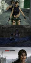 Evolution of Tomb Raider by AlexCroft25