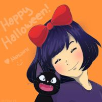 Happy Halloween by 9dotK