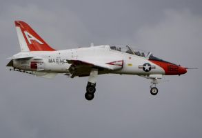 Boeing T-45 Goshawk Landing by shelbs2