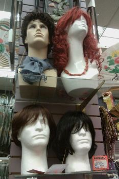 San Francisco Wigs 3 by loverlyone101