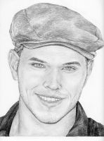 Kellan Lutz by thegoldentimes