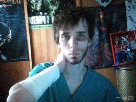 28 Days Later Cosplay WIP by pshbling