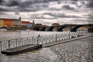 View of the Rasinovo quai III by tomsumartin