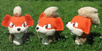 Growlithe Hat by clearkid