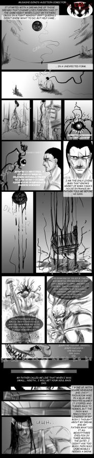 Gates of the Underworld page 1