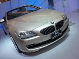 BMW 640i Convertible by pete7868