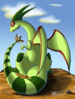Flygon's Gonna Eat You