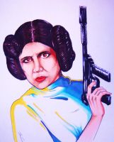 PrinceSS Leia by GregLakowske