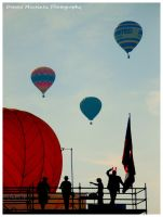 Hot Air Balloons by fotophi