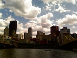 Day in Pittsburgh by ApprovalGame