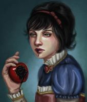 The Poison Apple by clz