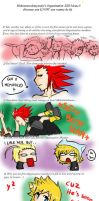 mehmeh again with akuroku by Sira123