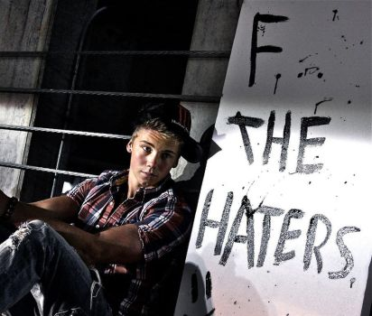 Haters by StefanMexicola