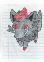 Zorua by Milesprower222YT