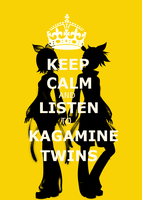 Keep Calm by Avishy