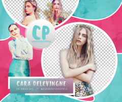 Png Pack 455 // Cara Delevingne by confidentpngs