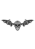 Death Bat by Crux-Brainchild