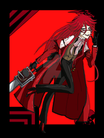 Grell Sutcliff by super5003