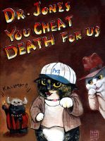 Dr.Jones You Cheat by Switchum