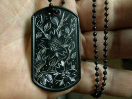 dog tags by blksun