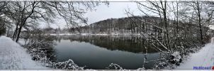 Ruhr winter panorama by mchenry