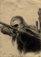 Legolas by guardian-devils