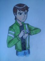 Ben 10 time 2 by SpoonfulofLead