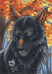 ACEO for Vlcek by Dragarta