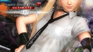 Dead or Alive 5 Ultimate - Urban Fight by Primus-Prime-Time