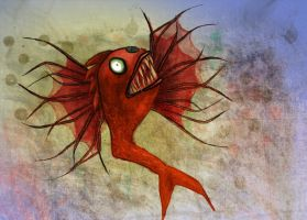 Flying Epileptic Fish by 1FoRgotTenPaSsWorD