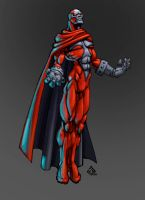 Red Heretic by RedHeretic