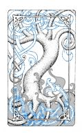Yggdrasil Tarot Commission by one-rook