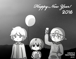 !Happy New Year! by Ani-12