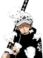 Trafalgar Law by ED-32