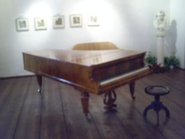 Beethoven's Piano by alpist