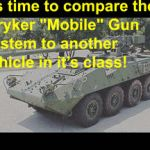 Dare to Compare: M1128 Stryker MGS versus PT-76B! by BlacktailFA