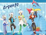 Pokemon OC: Argento by Desiree-U