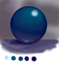 Blending Color Practice by Dream-Angel-Luna