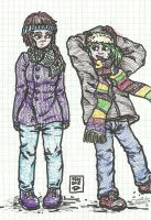 Winter clothes by Waldbraut