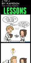 J To J: Lessons by KamiDiox