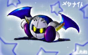 Cute Metaknight by Fushidane
